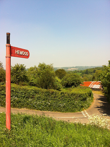 Lower Hewood Farm